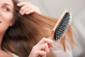 Домашний приворот на волосы