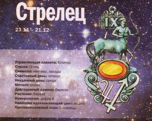 решении стрелец поздравления по знакам зодиака и по году рождения чудо природы, запечатленное